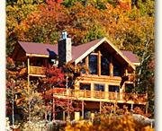 We Can Build Your Dream Home / Bryson City Log Homes has built many gorgeous homes, both primary residents and vacation rentals.  Contact us and we can  build the home of your dreams!    cabins@ymail.com - Kevin Beauchesne - owner/contractor