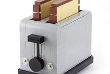 Lego / Toaster