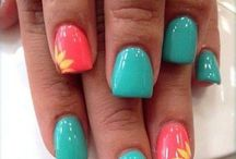 Nail specialities