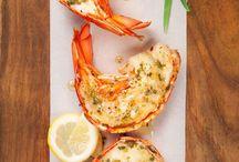 Crustacés et fruits de mer