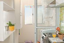 Apartamento / Ideias para decoração e reforma.