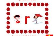 Letter 'r' / Letter 'r'