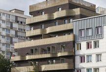 Balkonger / Arkitektur