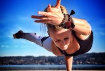 Yoga is beautiful