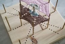 Crochet Blocking Blocking Board / Crochet blocking station