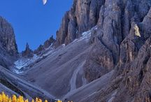 Dolomites / Marvel at the amazing beauty of the Dolomites.