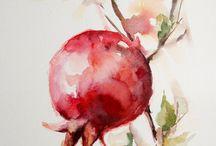 pommegranades