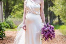 Boutique Bridal Maternity Wedding Dresses / Gorgeous maternity wedding dresses for the blossoming bride.
