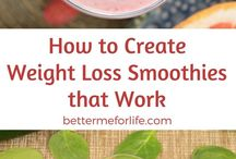 Weight loss smoothies