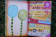art journalling / by Cate Brickell | Blogger