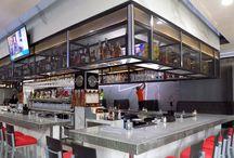 Crossville Tile in Restaurants and Hotels