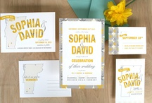 DESIGN - Invite and Stationary Design