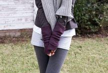 Legging Love... Let it snow!! / We love leggings! We love winter accessories. Romantic, sexy and fabulous