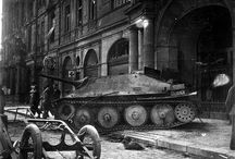 Prague WW II
