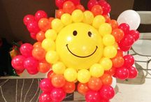 palloncini atmosfera
