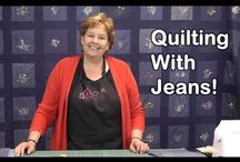 Jean Quilts | Quilts with Denim
