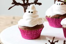 Mimosa is going to make these cupcakes for my halloween party !!!! / by Veronica Labastida