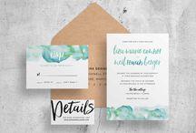 {wedding}  paper goods