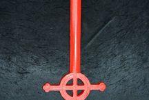 ESPADAS / SWORDS - VELSANIA WORLD / softcombat rev larp cosplay rol en vivo swords espada www.velsaniaworld.com