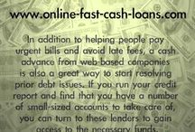 How can a online payday loan help my credit score?