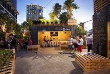 Environment: Pop Up – Shipping Containers