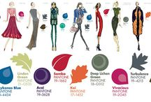 Pantone Autumn/Winter 2013