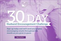 "30-Day Challenges / If you've listened to Revive Our Hearts for any length of time, you know we love issuing 30-Day challenges . . . they just seem to produce such heart and life change as you practice ""doing what the Word says"" (James 1:22)! Sign up today and we'll send you helpful, encouraging emails throughout the month as you grow in grace.  / by Revive Our Hearts"