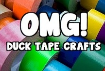 WASHI - DUCK TAPE CRAFTS