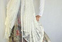 BOHEMIAN fashion ideas / Happiness, freedom, flowerpower :)