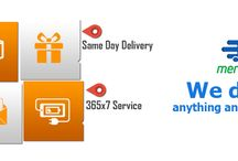 Delivery Services in Delhi