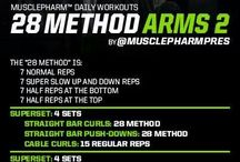 arms day