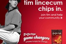 chip in. / chip in for #charity with #popchips. / by popchips