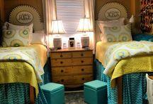 Dorm Rooms / by Allyson Dormois