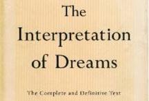 Books, psychology and Freud.