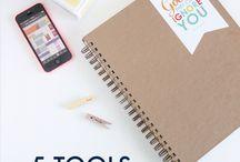 Organize Me / Organization Ideas - DIY, Planners, Calendars & Printables etc. / by Rebecca DeVere