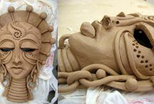Baking with Clay! / by Pynner Stanley