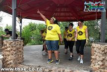 CTI Tribal Survivor Challenge Team Building Event / Liberty Life Tribal Survivor Challenge team building event at Slightly Nutty in Bloemfontein Free State, facilitated and coordinated by TBAE. - See more at: http://www.tbae.co.za/events-13/cti-tribal-survivor-challenge.htm