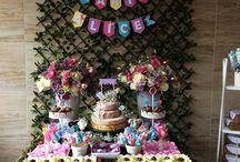 Festa em Casa: Jardim da Maria Alice