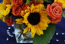 Florals / Floral arrangements that we love from weddings at Villa De Amore in Temecula CA.