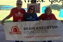 Events / Information and updates on upcoming and past events to benefit the Brain Aneurysm Foundation.