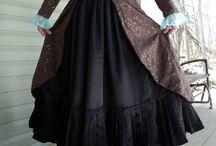 historické oděvy
