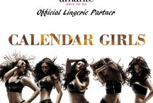 amanté - Official Lingerie partner of Calendar Girls
