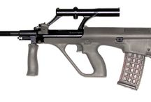 bull pup weapon