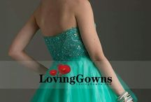 Beautiful Gowns ♡