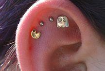 Piercings:3