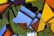 Juan Gris Spanish Painter / Primarily still life's