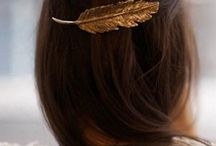hairstyles with barrette