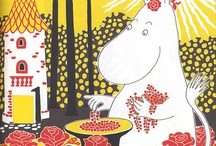 The book about Moomin, Mymble and Little My / Tove Janssen