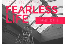 Her Fearless Hustle / Mompreneur's journey to overcome self-sabotaging behavior and mindset that it holding her back from success!! / by Crystal Layland