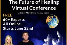Future of Healing Online Conference / The Institute for the Psychology of Eating's Future of Healing Conference goes live June 22! This one-of-a-kind event brings together 70+ experts to share cutting edge insights about healing for body, mind, heart, soul, and planet. Topics include Nutrition, Eating Psychology, Functional Medicine, Spiritual Awakening, The New Sexuality, Supplements Herbs and Medicinals, Planetary Health, and much more! The conference is FREE to stream -- sign up here: http://tinyurl.com/FutureOfHealing-p / by Institute for the Psychology of Eating